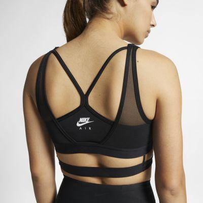 Sport-BH Nike Air i mesh med lätt stöd för kvinnor