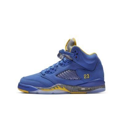 Air Jordan 5 Laney JSP (GS) 大童运动童鞋