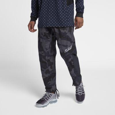 Nike Sportswear NSW kamuflasjemønstret joggebukse for herre