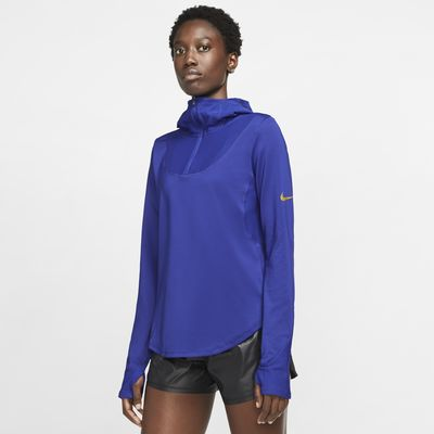 Nike Samarreta de màniga llarga de running - Dona