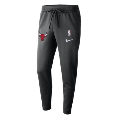 Męskie spodnie NBA Chicago Bulls Nike Therma Flex Showtime