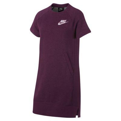 Nike Sportswear Older Kids' (Girls') Fleece Dress