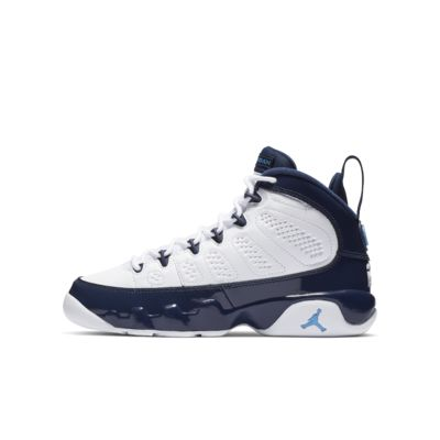 Air Jordan 9 Retro Big Kids' Shoe