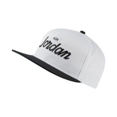 Jordan Pro Script Şapka
