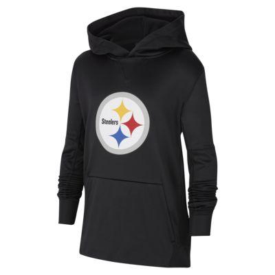 Nike (NFL Steelers) Big Kids' Logo Hoodie