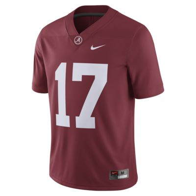 Nike College Dri-FIT Game (Alabama) Men's Football Jersey