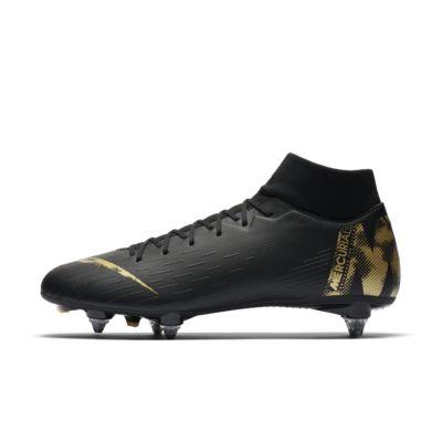 Nike Mercurial Superfly VI Academy SG-PRO lágy talajra készült stoplis futballcipő