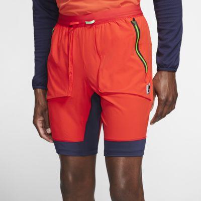 Short de running hybride Nike Wild Run pour Homme