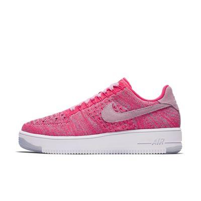 Купить Женские кроссовки Nike Air Force 1 Flyknit Low
