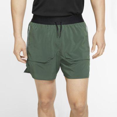 Fodrade löparshorts Nike för män
