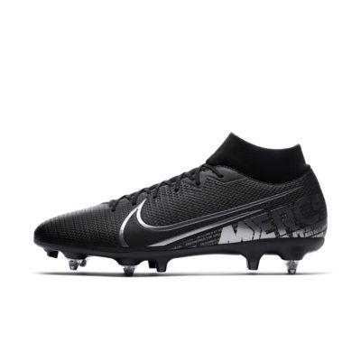 Korki piłkarskie na miękką murawę Nike Mercurial Superfly 7 Academy SG-PRO Anti-Clog Traction