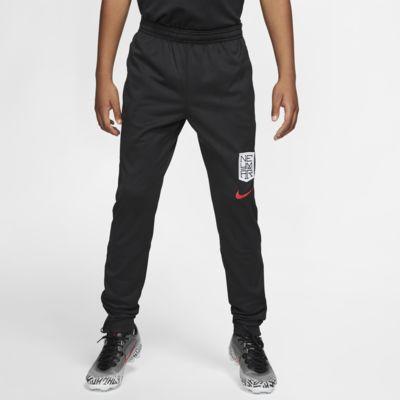 Pantalones de fútbol para niños talla grande Nike Dri-FIT Neymar Jr.
