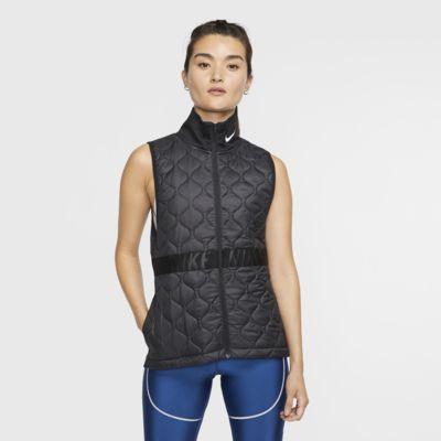 Dámská běžecká vesta Nike AeroLayer