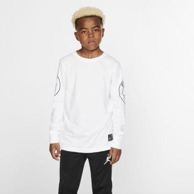 PSG Big Kids' (Boys') Long-Sleeve T-Shirt
