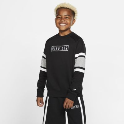 Sudadera para niños talla grande Nike Air