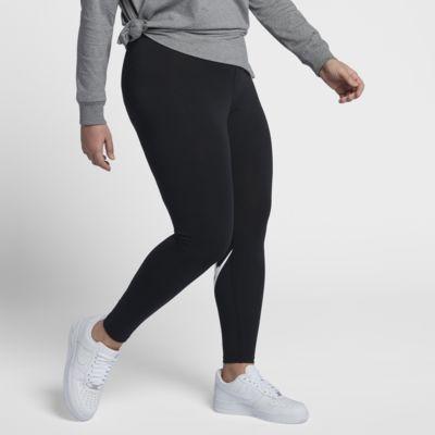 Купить Женские леггинсы Nike Sportswear Leg-A-See, Черный/Белый, 20419023, 11961727