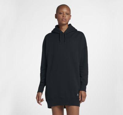 Converse Essentials Women's Pullover Hooded Dress