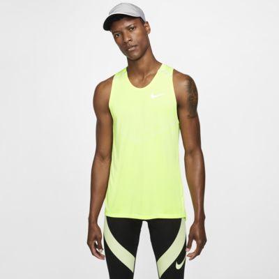 Męska koszulka bez rękawów do biegania Nike TechKnit Cool