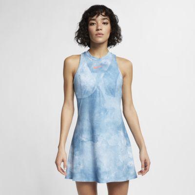 NikeCourt Dri-FIT Maria Women's Printed Tennis Dress