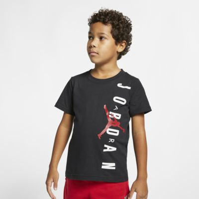 Air Jordan Jumpman Air-T-shirt til små børn
