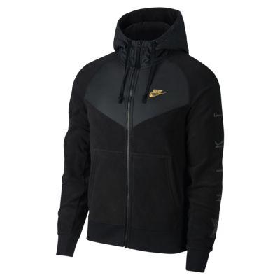 Nike Sportswear 男子起绒连帽衫