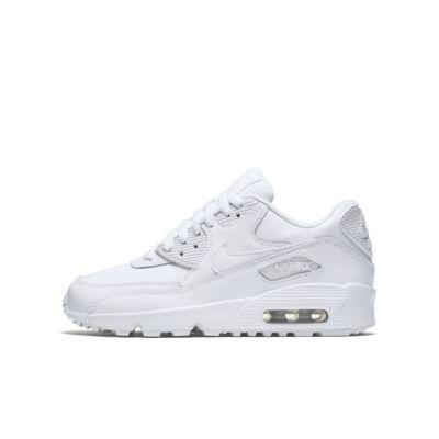 Купить Кроссовки для школьников Nike Air Max 90 Leather