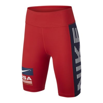 Nike 女子单车短裤