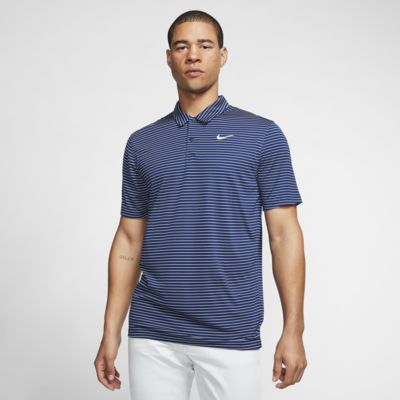 Nike Dri-FIT Men's Striped Golf Polo