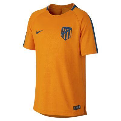 Top de fútbol para niño talla grande Atletico de Madrid Dri-FIT Squad