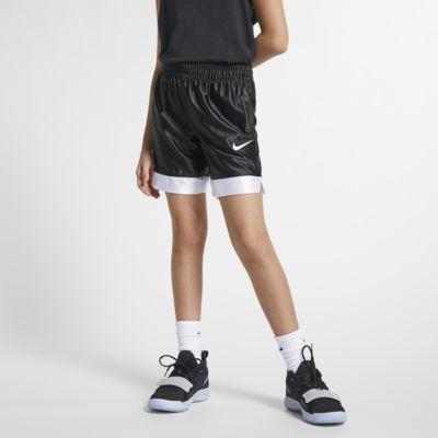 ナイキ ジュニア (ガールズ) バスケットボールショートパンツ