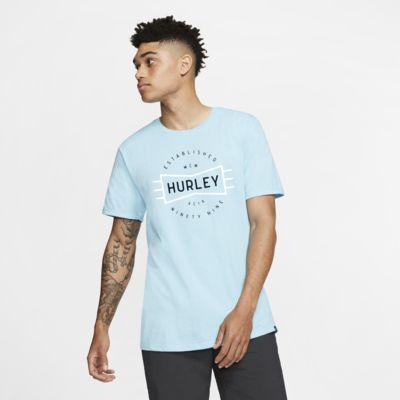 Hurley Bow Tie Men's Premium Fit T-Shirt