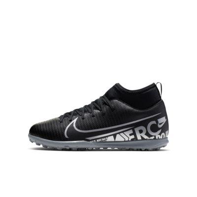 Nike Jr. Mercurial Superfly 7 Club TF Voetbalschoen voor kleuters/kids (turf)