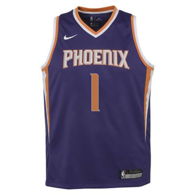Devin Booker Phoenix Suns Nike Icon Edition Swingman Big Kids' NBA Jersey