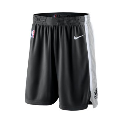 San Antonio Spurs Icon Edition Swingman Men's Nike NBA Shorts