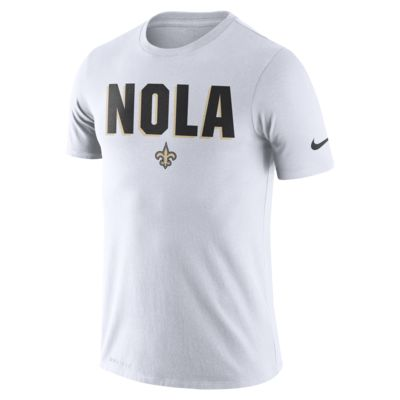 Nike Dri-FIT Local (NFL Saints) Men's T-Shirt
