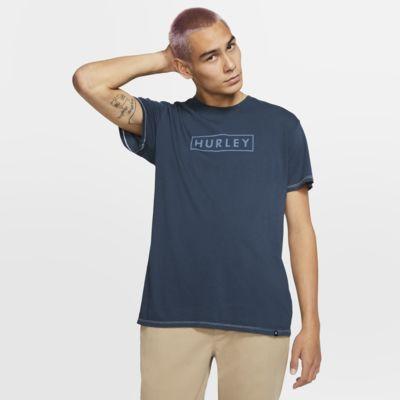 T-shirt Hurley Boxed - Uomo