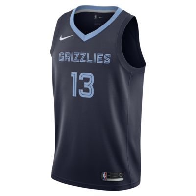 Jaren Jackson Jr Grizzlies Icon Edition Nike NBA Swingman Jersey