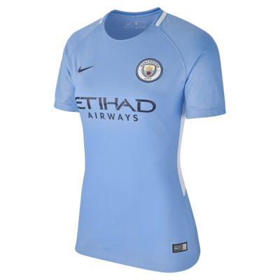 Купить Женское футбольное джерси 2017/18 Manchester City FC Stadium Home