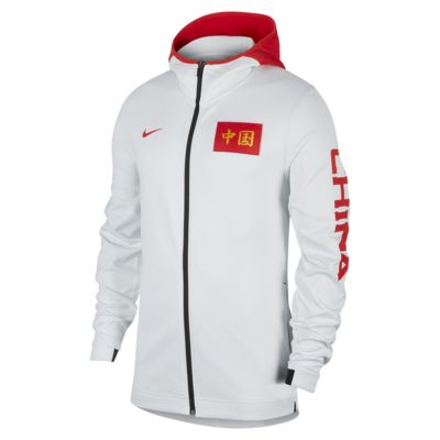 China Nike Therma Flex Showtime 男子篮球连帽衫