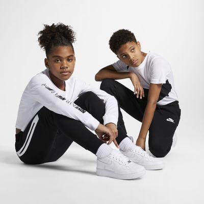 Παντελόνι από Tech Fleece Nike Sportswear για μεγάλα παιδιά