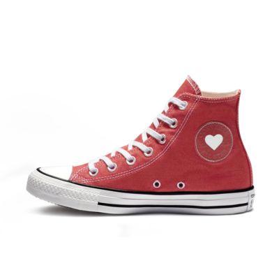 Chuck Taylor All Star Denim Love High Top Unisex Shoe