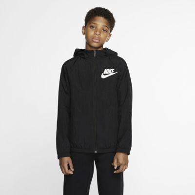 Nike Sportswear Chaqueta de tejido Woven - Niño