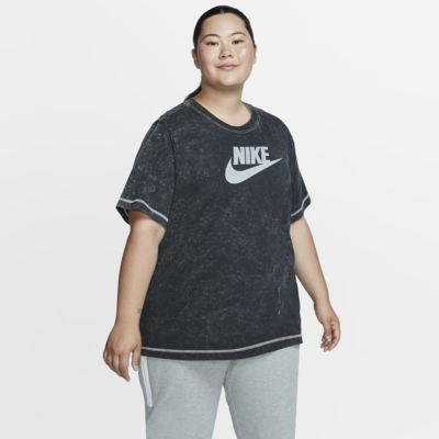 Nike Sportswear Kurzarmoberteil für Damen (große Größe)