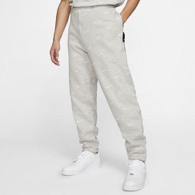 Pantalones con logotipo Swoosh para hombre Nike