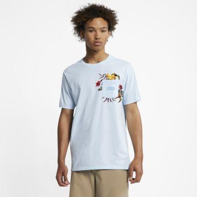 T-shirt com bolso Hurley Premium Fat Cap para homem