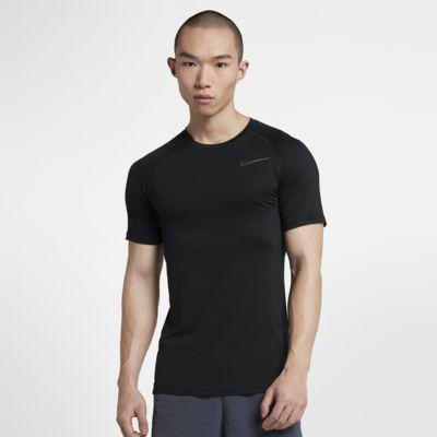 Nike Breathe Pro rövid ujjú férfi felsőrész