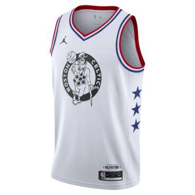 เสื้อแข่ง Jordan NBA Connected ผู้ชาย Kyrie Irving All-Star Edition Swingman
