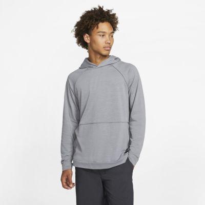 Hurley Dri-FIT Mongoose Men's Long-Sleeve Pullover Hoodie