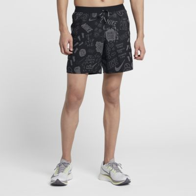 "Nike Flex Stride Men's 7"" (18cm approx.) Printed Running Shorts"