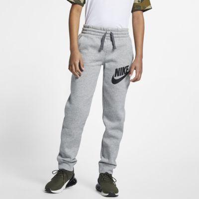 Παντελόνι Nike Sportswear Club Fleece για μεγάλα αγόρια
